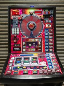 Deal or No Deal -  Deal Wheel - £5 Jackpot Fruit Machine